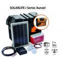 Kit SOLARLIFE™ i 5 XUNZEL™ Iluminación LED 520lm