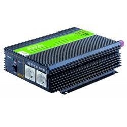 Inversor de onda modificada 1200W 12V MJ XUNZEL con cables