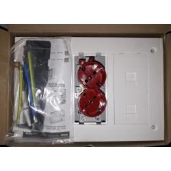 Kit caja de empotrar 3 módulos BXSBM0322/9