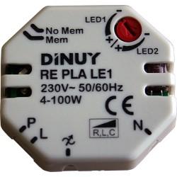 Regulador para lámparas led regulables