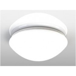 Plafón LED con sensor de movimiento 18W luz blanca 4000K