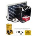 Kit SOLARLIFE i 30 XUNZEL Iluminación LED 520lm