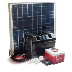 Kit SOLARLIFE i 60 XUNZEL Iluminación LED 780lm