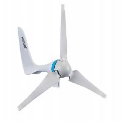 Kit Aerogenerador WINDFORCE 6000 12/24V automático 45kWh/mes XUNZEL