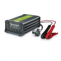Cargador de baterías digital 24V 10A DBC XUNZEL con cables
