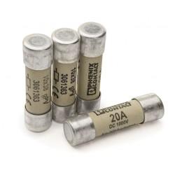 Fusible 20A para caja de protección PV PVGUARD XUNZEL
