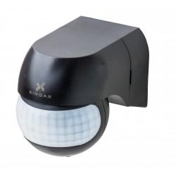 Mini-Detector de Movimiento de Pared SEKKYURNANO-B Negro Xindar
