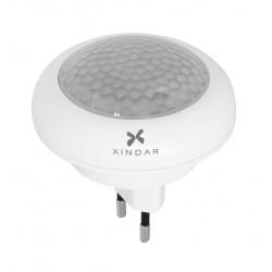 Lmpara Enchufable LED con Detector de Movimiento PLUGIR