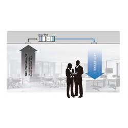 Equipo autónomo de purificación del aire, para aplicaciones comerciales horizontales