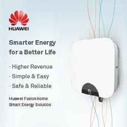 Inversor de red / híbrido Huawei monofásico 3Kw 230v 2MPPT