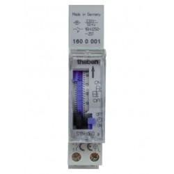 Interruptor horario analógico SYN 160A