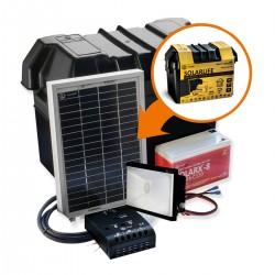 SOLARLIFE G 5 XUNZEL Kit Solar Iluminación GALAXXI LED 240lm