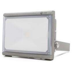 Proyector LED Exterior 10W 12/24V CC Gris GALAXXI XUNZEL