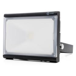 Proyector LED Exterior 3W 12/24V CC Negro GALAXXI XUNZEL