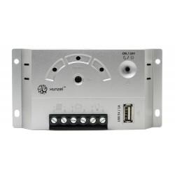 Controlador de carga y descarga solar 10A 12V USB iSCC-AU XUNZEL