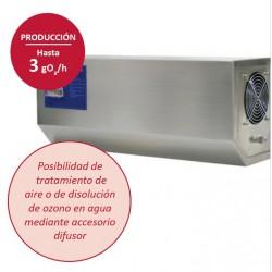 Cañón generador de ozono portátil 3