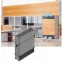 Equipo autónomo de purificación del aire, para aplicaciones comerciales mobiliario vertical