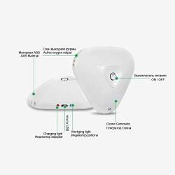 Mini generador de ozono portátil