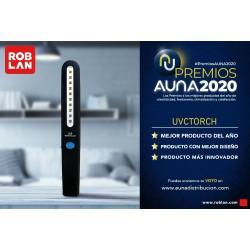 Linterna esterilizadora - *Mejor producto del año *Producto con mejor diseño *Producto más innovador